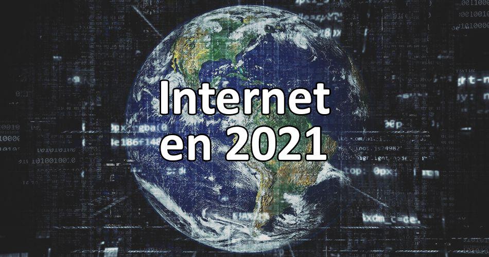 Previsiones para internet en 2021