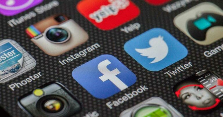 Uso de redes sociales en 2021 en España