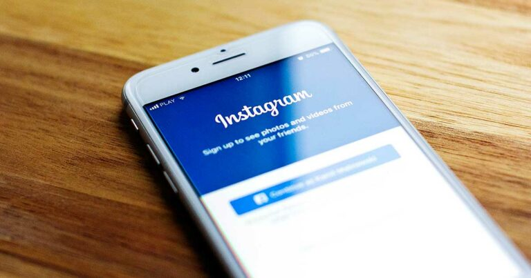 Estudio de uso de instagram en cuentas profesionales